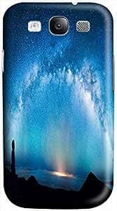 Samsung Galaxy S3 I9300 Cases, Samsung Galaxy S3 Case, The Milky Way