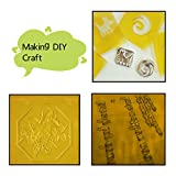 20x30cm Photopolymer Plate Stamp Making DIY Craft