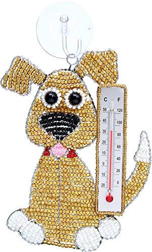 Grass Beadworx (Dog Thermometer)
