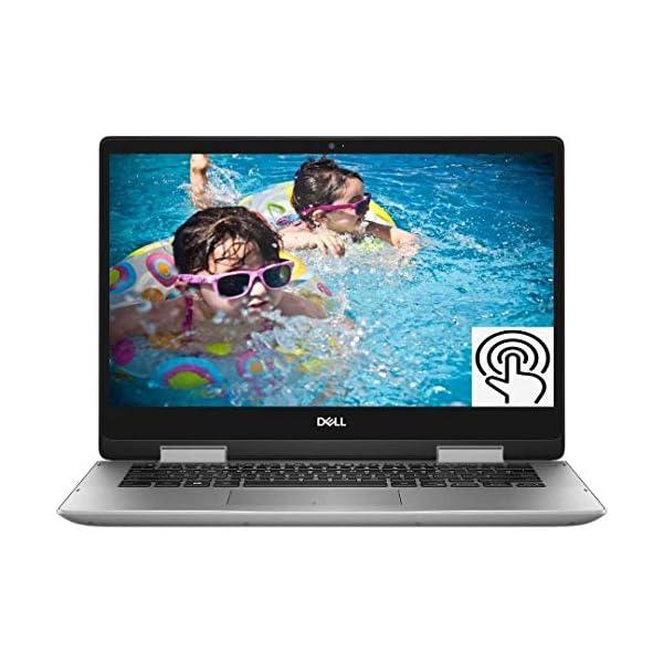 "Dell Inspiron 5485 Series 14"" FHD IPS LED-Backlit Touchscreen 2-in-1 Laptop - AMD Ryzen 7 3700U up to 4.0GHz - 8GB DDR4 - 512GB SSD - Radeon RX Vega 10 - Windows 10 Home (64-bit)"