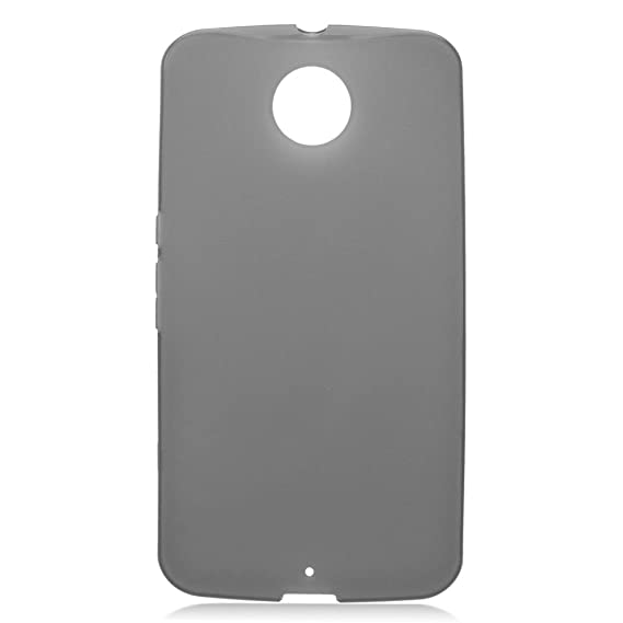 uk availability 4ccfe 640e4 Amazon.com: Motorola Google Nexus 6 Case, Insten TPU Rubber Candy ...
