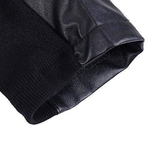 Negro Esailq Para Abrigo Mujer Mujer Negro Negro Esailq Esailq Esailq Abrigo Mujer Abrigo Para Para 8IPg5qnxw
