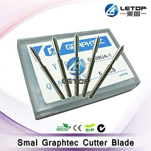 Printer Parts Small 9UA Graphtec Cutter Blade CB09UA-1 for Cutting Plotter - (Color: 9UA Graphtec)