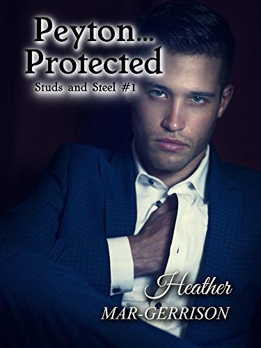 Peyton... Protected (Studs & Steel Book (Steel Heather)