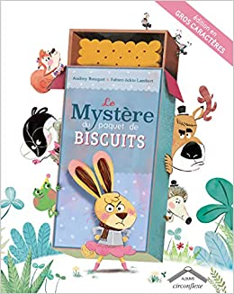 Amazon Fr Le Mystere Du Paquet De Biscuits Album En Gros
