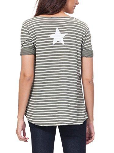 Mujer Tantra Verde Camiseta Para Tantra Camiseta qI71HwFPF