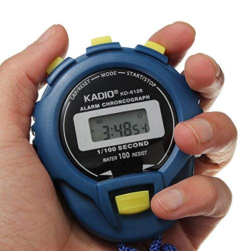 Bumatech Running - Sports Odometer Electronic Digital Chronograph Time Stopwatch ()