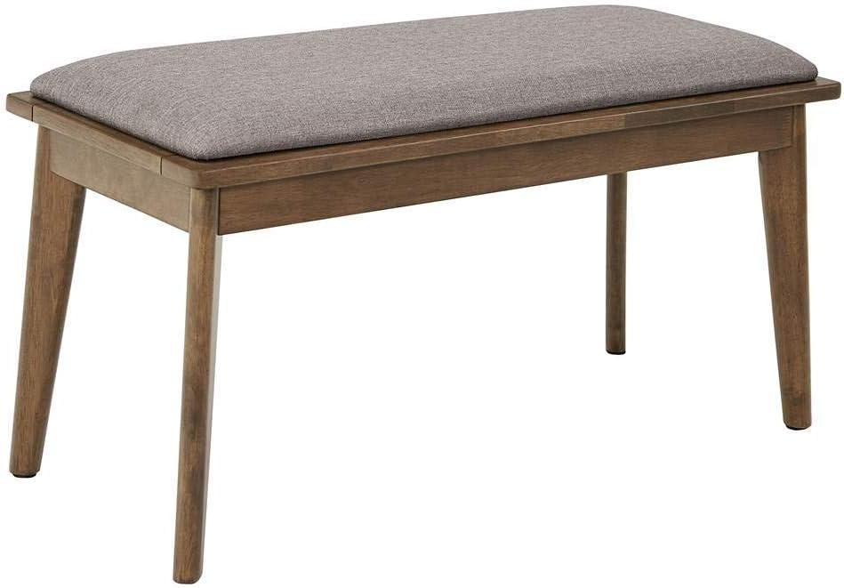 Progressive Furniture Arcade Dining Bench, Brown