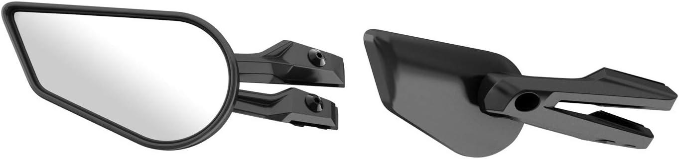Ski-Doo New OEM Deflector Mount Mirrors, 860201285