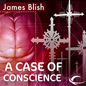 A Case of Conscience Hörbuch