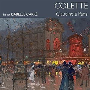 Claudine à Paris Audiobook