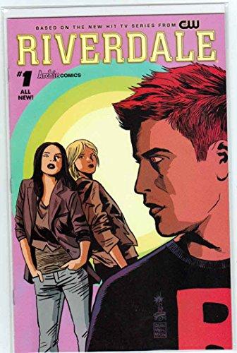 - Riverdale #1 (2017) Variant Francesco Francavilla Cover