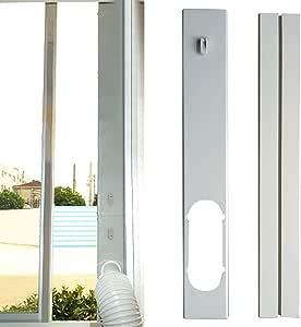 Magent - Placa de sellado universal para ventana, kit de sellado ...