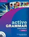 img - for Active Grammar Level 2 without Answers and CD-ROM book / textbook / text book