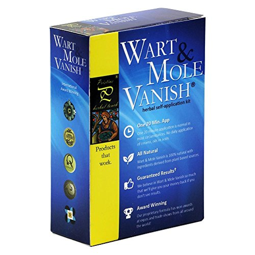 Pristine Herbal Touch Wart Mole Vanish
