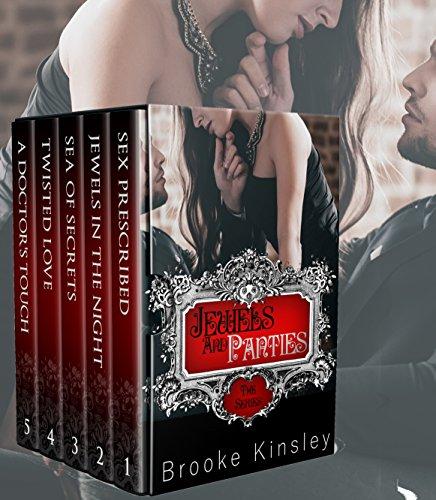 (Jewels And Panties: (Books 1-5) Billionaire Romance Series)