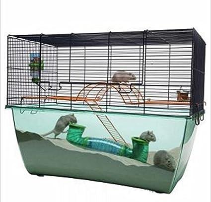 Innovador Práctico Jaula para hámsters, ratones y Gerbils - con ...