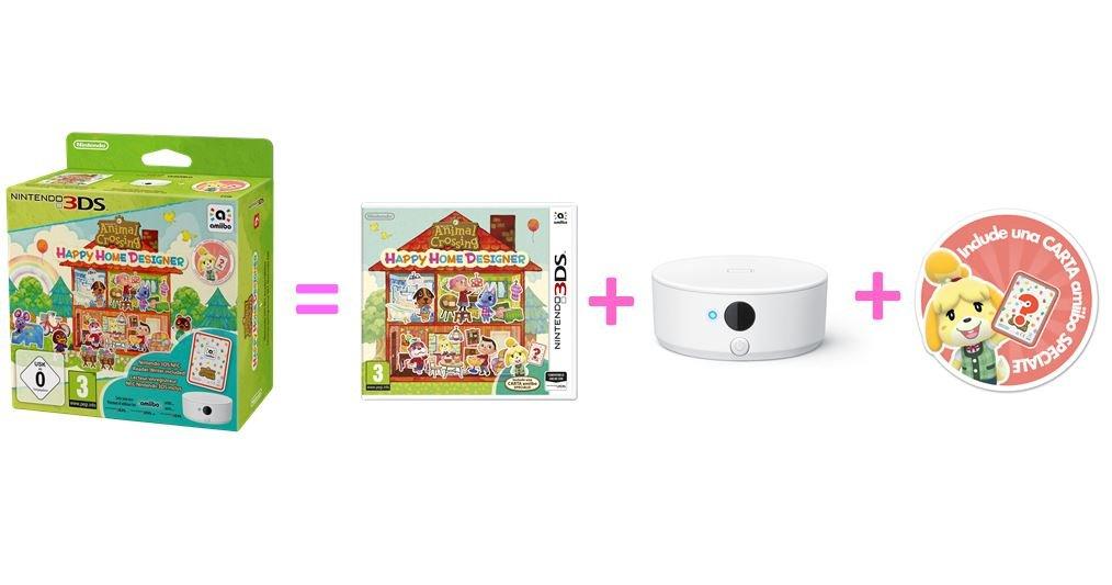 Lettore Di Prossimitá NFC + Carta Amiibo + Animal Crossing ...