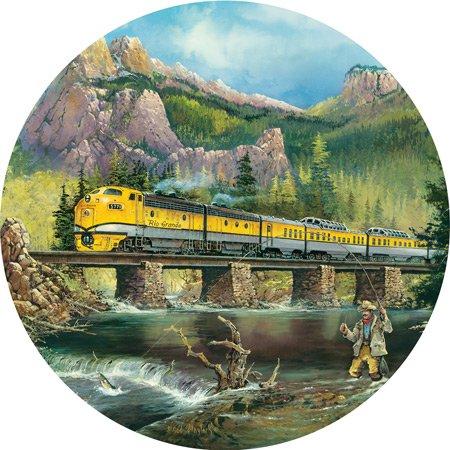 Puzzle 500 Teile Scenic Express (Rundpuzzle) 30958 von MasterPieces