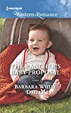 img - for The Rancher's Baby Proposal (The Hitching Post Hotel) book / textbook / text book