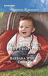 The Rancher's Baby Proposal (The Hitching Post Hotel)