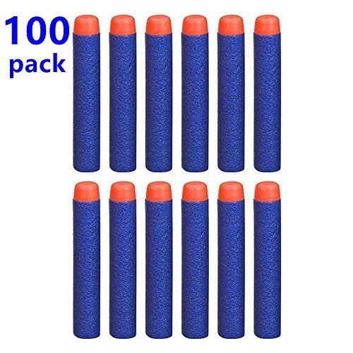nerf-boss-elite-100-piece-nerf-n-strike-blue-soft-dart-refill-pack