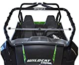 Arctic Cat Wildcat TRAIL / Sport - Full Folding Scratch Resistant UTV Windshield. The Ultimate in Side By Side Versatility!Premium Polycarbonate w/ Hard CoatMade in America!!