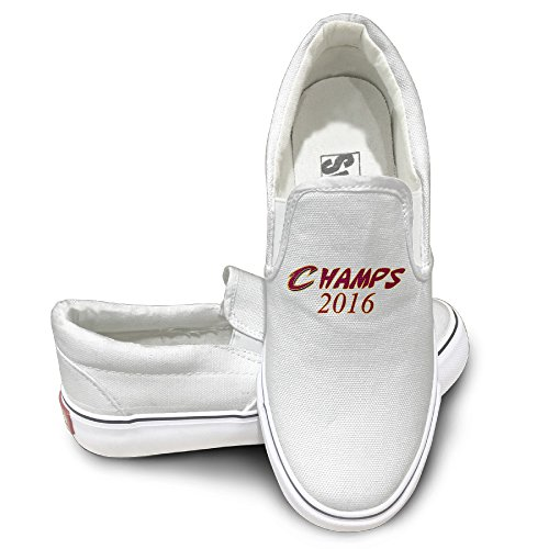 OOONG Champs 2016 Logo Casual Slip On Fashion Sneaker 41