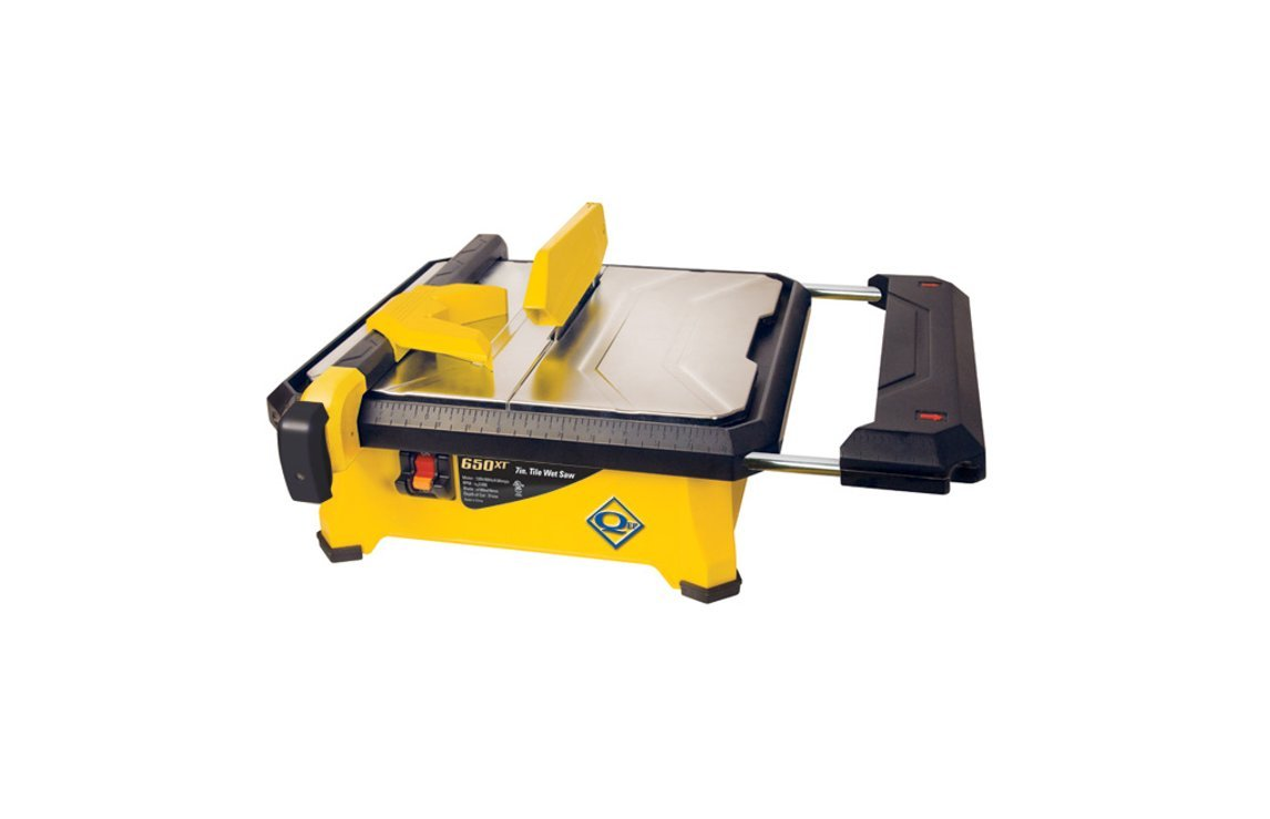 QEP 22650Q 650XT 3/4 HP 120-volt Tile Saw for Wet Cutting of Ceramic and Porcelain Tile by QEP