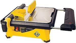 QEP 22650Q 650XT 3/4 HP 120-volt Tile Saw for Wet Cutting of Ceramic and Porcelain Tile