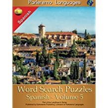 Parleremo Languages Word Search Puzzles Spanish: 5