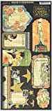 Graphic 45 4501535 Vintage Hollywood Tags & Pockets Cardstock Tags & Pockets offers