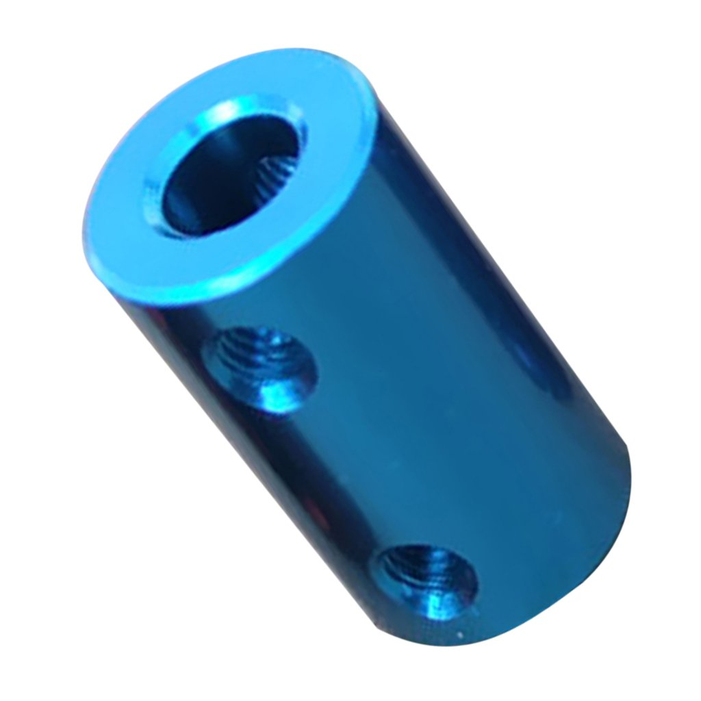 MonkeyJack 2//3//4//5//6//8//10mm Aluminum Flexible Shaft Coupling Rigid Coupler Motor Connector 5-5mm