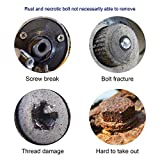 Damaged Screw Extractor, Werkzeug 20 PCS Stripped