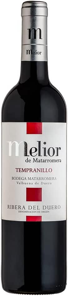 Melior de Matarromera - Pack de 3 botellas - 2250 ml: Amazon.es: Alimentación y bebidas