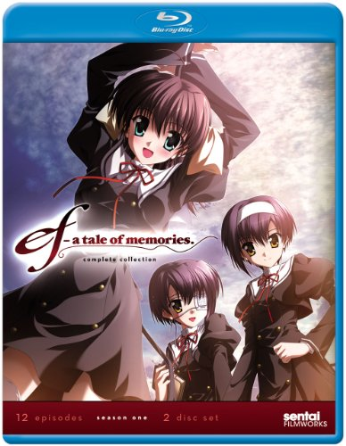 ef ~ A Tale of Memories: Complete Collection [Blu-ray]