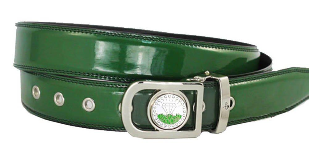 Giggle Golf Women's Ball Marker Belt Large Green