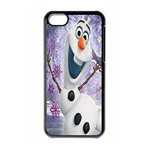 Olaf for iPhone 5C Cell Phone Case & Custom Phone Case Cover R88A650638