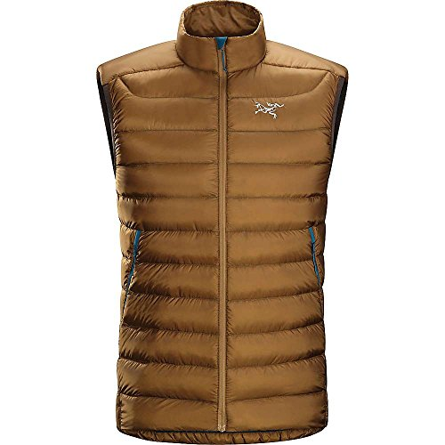 Arc'teryx Cerium LT Vest - Men's Bourbon X-Large by Arc'teryx