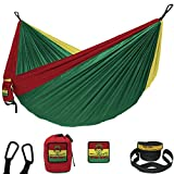 Wise Owl Outfitters Hammock Camping Double & Single with Tree Straps - USA Based Hammocks Brand Gear, Indoor Outdoor Backpacking Survival & Travel, Portable SO OL: more info