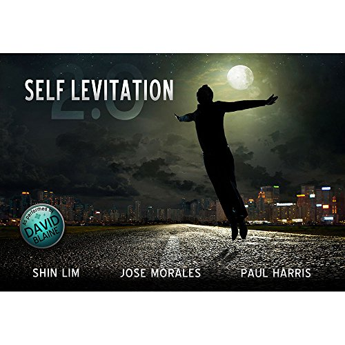 Price comparison product image Self Levitation by Shin Lim, Jose Morales & Paul Harris - DVD