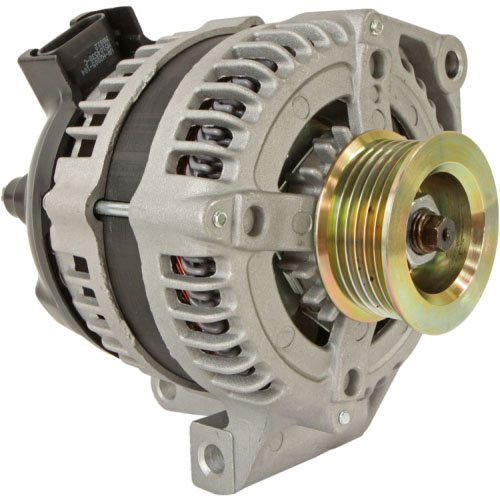 DB Electrical AND0337 Alternator For Chevrolet Chevy Equinox 2006 06 3.4 3.4L /Pontiac Torrent 2006 06 3.4 3.4L /10394201, 15812949/104210-4990 -