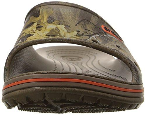 36 Slide Crocs Xtra 5 Realtree Sandal Walnut Eur Lopro Cb wwxTOC