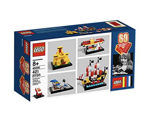 60 Years of the LEGO Brick Anniversary Set