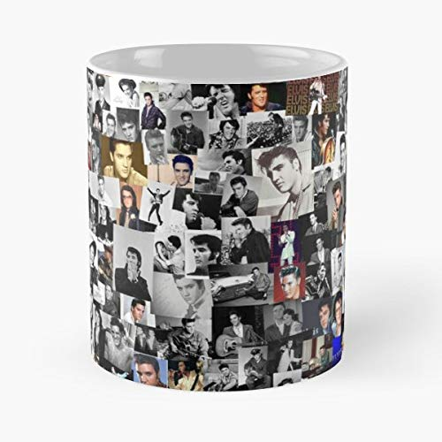 Elvis Presley Aaron - Coffee Mugs Unique Ceramic Novelty Cup
