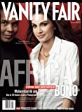 Vanity Fair July 2007 Africa Issue, Queen Rania/Ali Cover