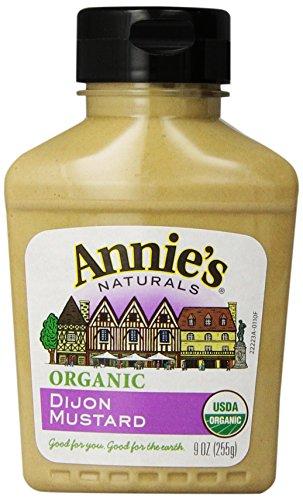 Annie's Organic Dijon Mustard 9 oz. Bottle
