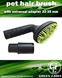 Pet Hair Brush. Vacuum Cleaner Nozzle Attachment Grooming Tool...
