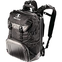 Pelican Progear S100 Sport Elite Laptop Backpack For 15-inch Ultrabooks 17-inch Laptops (Black)