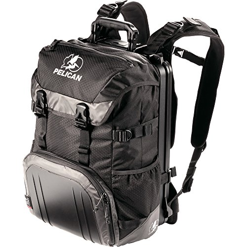 Pelican ProGear S100 Sport Elite Laptop Backpack for 15-Inch Ultrabooks /17-Inch Laptops (Black) by Pelican